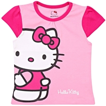 Hello Kitty - Short Sleeves Top