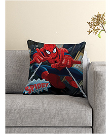 Marvel Spider Man Cushion Cover - Red