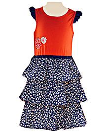 Nauti Nati - Printed Skirt Style Dress