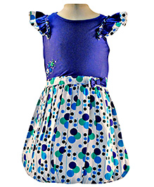 Nauti Nati - Printed Skirt Style Dress