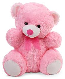 Dimpy Stuff Teddy Bear Soft Toy Pink - 42 Cm