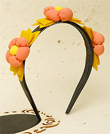 D'chica Love For India Hairband - Multicolor