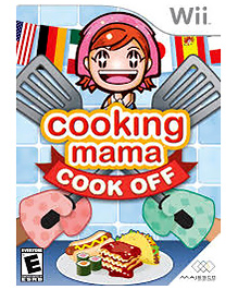 Nintendo - Wii Cooking Mama Cook Off Game