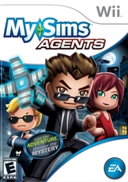 Nintendo - Wii MySims Agents