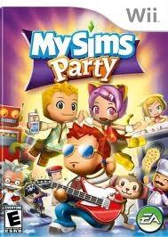 Nintendo - Wii MySims PARTY