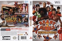 Nintendo - Wii Ready To Rumble Revolution
