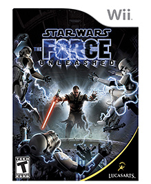 Wii Star War Force Unleashed