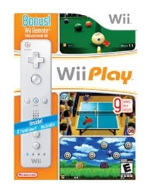 Nintendo - Wii Play With Wii Remote