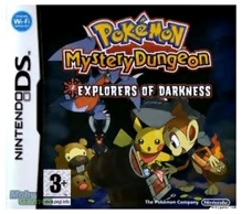 Nintendo - Pokemon Mystery Dungeon Darkness