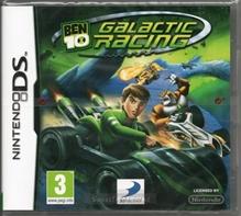 Nintendo - Ben 10 Galactic Racing