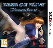 Nintendo - 3 DS Dead or Alive Dimensions