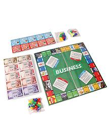 Ratnas Business 5 In 1 Board Game - Multi Color