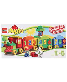 Lego Duplo Number Train - Multi Color