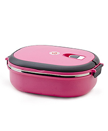 Kidofash Stainless Steel Lunch Box - Pink