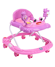 Baby Musical Walker - Pink Purple - 1867969