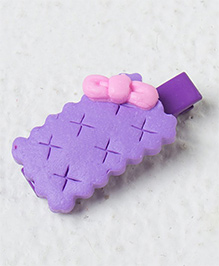 Kidcetra Candy Style Hair Clip - Purple