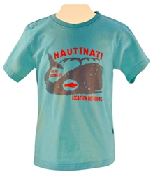 Nauti Nati - Half Sleeves Printed T-Shirt