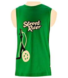 Nauti Nati - Sleeveless Street Raider Printed T-Shirt
