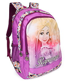 Disney Princess Rapunzel School Bag Purple - 19 Inches