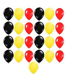 Party Propz Balloons Multi Color - 25 Pieces - 1881118