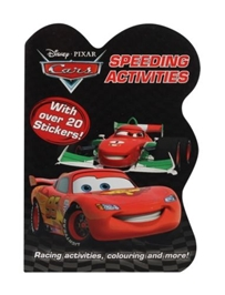 Disney Pixar CarS Speeding Activities
