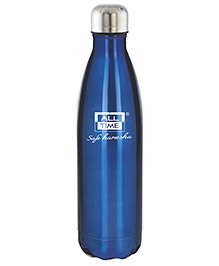 All Time Cresta Stainless Steel Vaccum Flask Blue - 1000 Ml