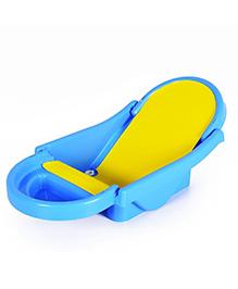 Toyshine Foldable Baby Bath Tub (Colours May Vary)