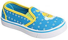 Tweety - Cloud Canvas Slip On