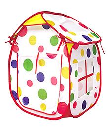Saffire Pop Up Tent House - Multi Color