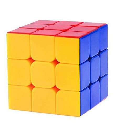 Webby Speed Cube Toy - Multicolour