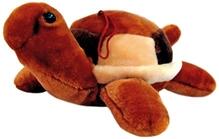 Tickles - Car Cradle Hanging Brown Tortoise