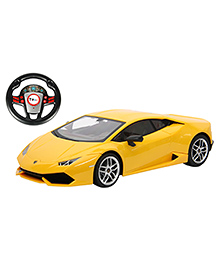 Toyhouse Lamborghini Huracan LP610-4 Gravity Sensor Remote Control Toy Car - Yellow