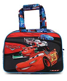 Disney Shopping Bag Pixar Car Print Red & Blue - Length 23 Cm