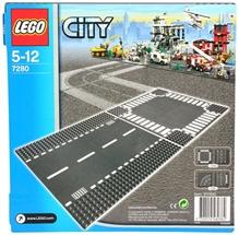 Lego - Straight & Crossroad