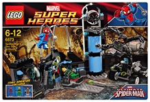 Lego - Spider-Man's  Doc Ock Ambush