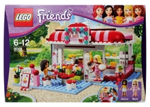 Lego - Friends Cafe