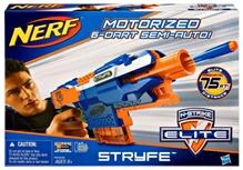 Nerf - N Strike Elite Stryfe Motorized Semi Auto Blaster
