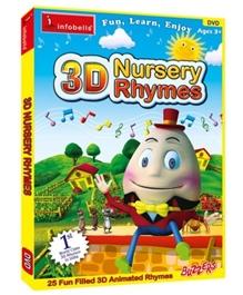Infobells - 3D Nursery Rhymes Volume 1 DVD