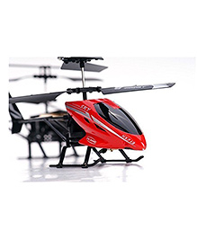 Smartcraft Remote Control Flying Helicopter - Red & Black