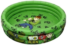 Simba -  Ben 10 Inflatable Baby 3 Ring Pool