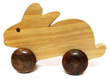 Aatike - Moving  Wooden Hare