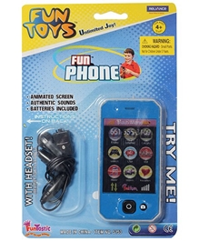 Fun Toys - Fun Phone With Headset