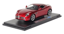 Alfa 8C Competezione - Welly Collection