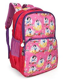 Disney Snow White School Bag Pink - 17 Inches