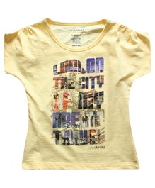 Super Young - Short Sleeves Printed T-shirt