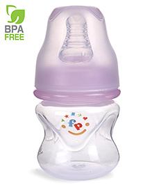 Fisher Price Ultra Care Regular Neck Polypropylene Feeding Bottle Pink - 60 Ml