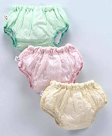 Tinycare Waterproof Baby Nappy Medium - Set of 3