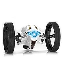 Toyshine Sumo Remote Control Robot Stunt Car - White