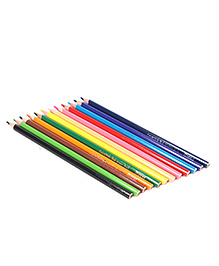 Maped Color'Peps Colouring Pencil Multi Colour - Pack Of 12