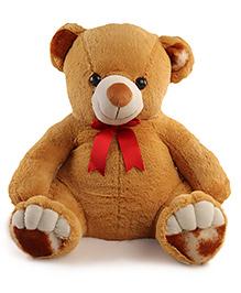 Liviya Teddy Bear Soft Toy Brown - 47 Cm